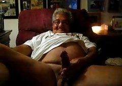 huge ramrod grandpa