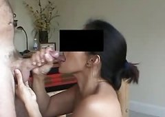 wife acquires facial