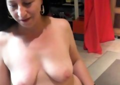 Chubby MILF receives licked, fingered and also fucked by stranger