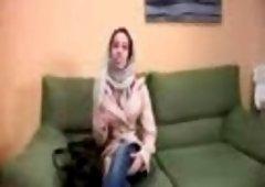 Arab Girl Wants to Prove Spanish Fuck Pole  exadult com